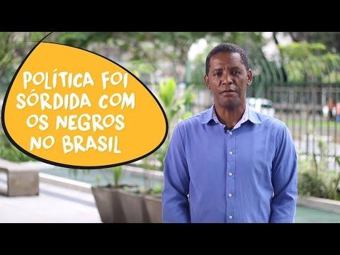 Elói Estrela: política foi sórdida com os negros no Brasil