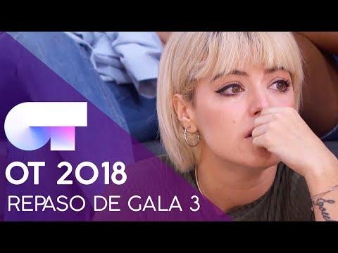 REPASO DE GALA  GALA 3  OT 2018