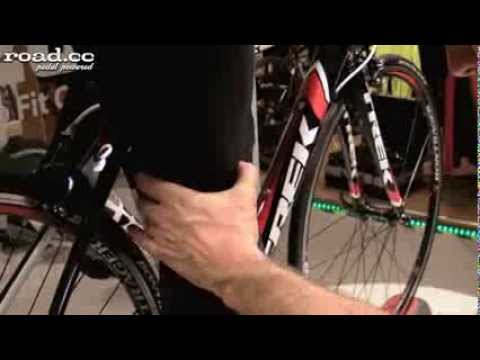 Bike fitting with Trek bikes