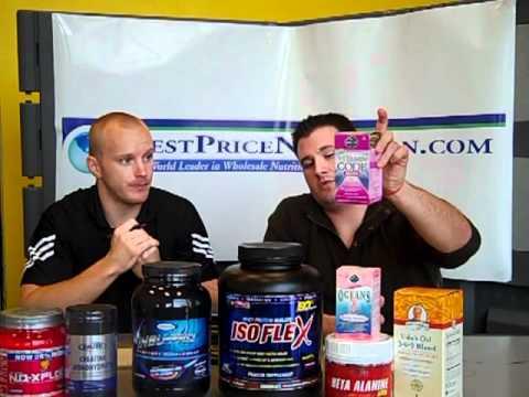 Best Bodybuilding Supplements for Women Video Review