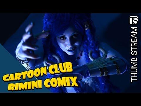 Rimini Comix 2015 - Cosplay Music Video