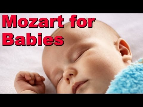 babies - What a beautiful video with Mozart's best melodies arranged for baby relax, and because is a long track I can leave this video while my baby sleeps. Great he...