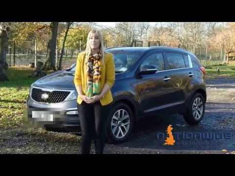 Kia Sportage 2014 Review – Nationwide Vehicle Contracts