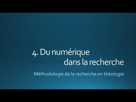 CDS Paris, 29 juin 2017 : Méthodologie de la recherche (deuxième cycle) - 4ème séance