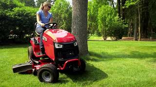 2. 2018 Snapper® SPX™ Series Riding Mowers