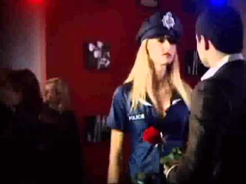 Hot Cop, Booze & DUI Banned Commercial