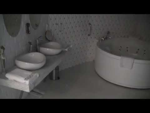 Zestaw Fugi - oświetlenie ledowe do fug, piękna podłoga w łazience