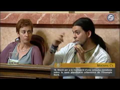 Enver Aznar al Ple
