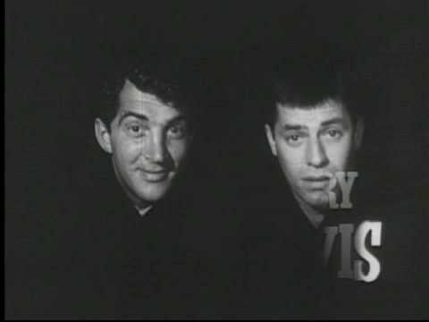 Scared Stiff - Martin and Lewis movie trailer