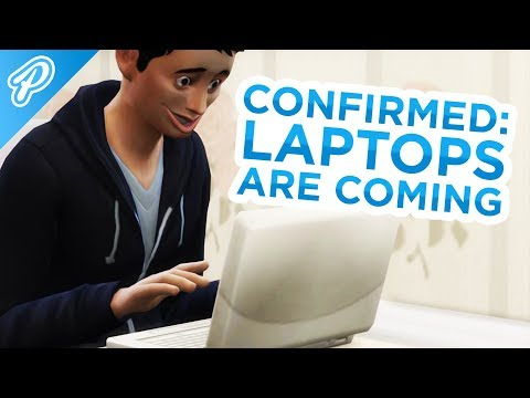 CONFIRMED: LAPTOPS ARE COMING! 💻😍 // The Sims 4: News & Info