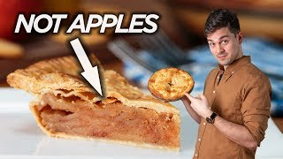 Can this Apple-less Apple Pie Taste like the Real Thing? • Tasty by Tasty