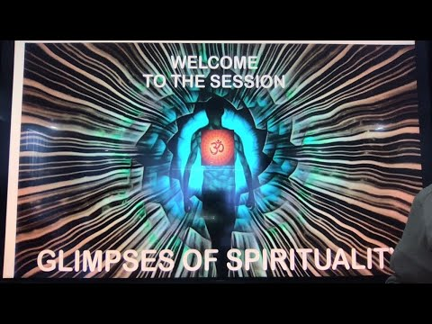 5 th session on Glimpses of Spirituality -