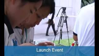 Standard Chartered Marathon Singapore 2013 Launch Teaser