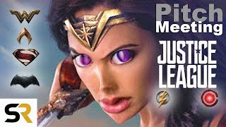 Download Youtube: Justice League #ScreenRantPitchMeeting