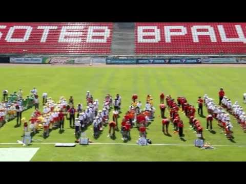 Хлапета напълниха стадиона във Враца