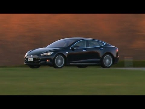 tesla - The Tesla Model S electric car is the best performing car ever tested by Consumer Reports. Check out our complete road test of the top-scoring Tesla Model S:...