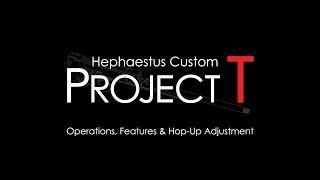 Hephaestus Custom :