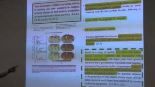 ESS 280A Lecture 1: Climate Change - The Science (Part A)