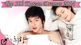 Video Top 100 Korean Dramas 2014 (All The Time) MP3, 3GP, MP4, WEBM, AVI, FLV Januari 2018