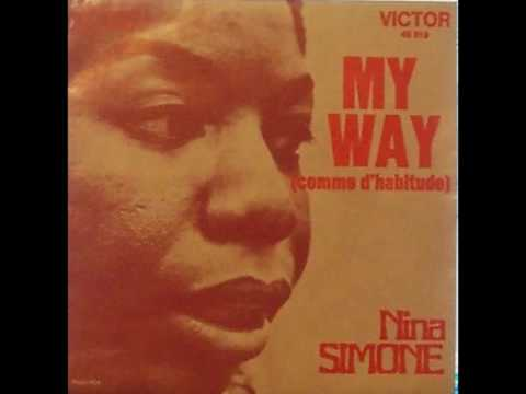 Tekst piosenki Nina Simone - My Way po polsku