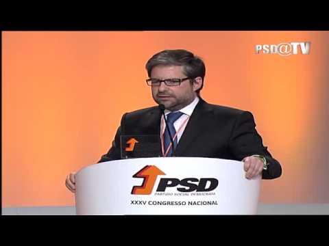 XXXV Congresso PSD: Intervenção de Marco António Costa