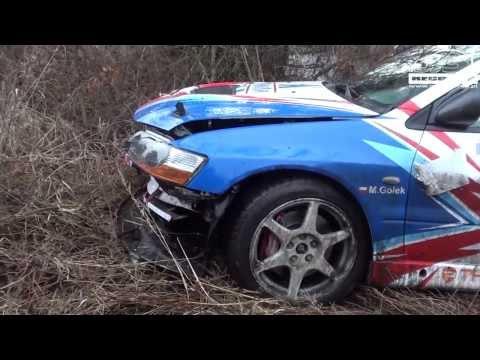 Super Sprint Kaczyce 1 Runda 2014 Dzwon Mitsubishi lancer