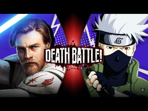 Obi-Wan Kenobi VS Kakashi (Star Wars VS Naruto) | DEATH BATTLE!