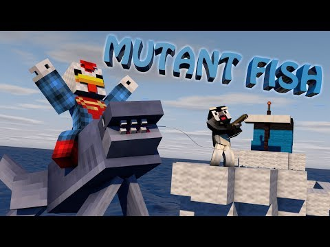 fish - MOD DOWNLOAD: http://voidswrath.com/newwp/minecraft-fantastic-fish-mod-installer-1-6-4/ ▻ Subscribe TODAY: http://goo.gl/HUkXxf ▻ Mod-Pack Website: http://...
