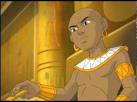 The Story Of Moses - Best Animated Christian Movies