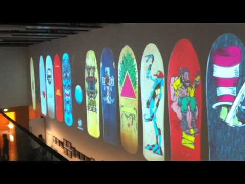 Video | Natas Kaupas Animated Boards