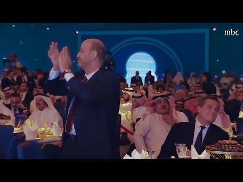 فيديو- تكريم رجاء الجداوي في حفل توزيع جوائز صناع الترفيه