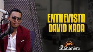 David Khada suda frio con las preguntas sobre presentadoras