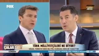 Milliyetçi Hareket Partisi Genel Başkan Adayı Sinan Oğan, 2 Mart 2017 tarihinde Fox Tv ekranlarında yayınlanan İsmail Küçükkaya ile Çalar Saat programının konuğu oldu.