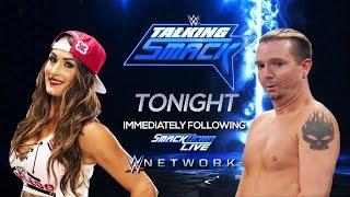 Nonton ohh my God!!  WWE Talking Smack 2017 01 03 Carmella & James Segment Film Subtitle Indonesia Streaming Movie Download