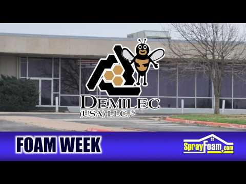 FOAM WEEK TV - Spray Foam News - 12/10/2010