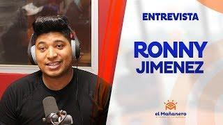 Ronny Jimenez – Le responde a Amelia Alcantara luego de la Agresión
