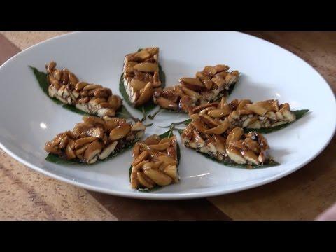 croccante alle mandorle - ricetta abruzzese