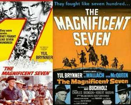 The Magnificent Seven (Song) by Elmer Bernstein