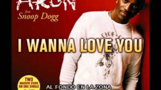 Akon Ft. Snoop Dogg - I wanna fuck you (subtitulado al español)