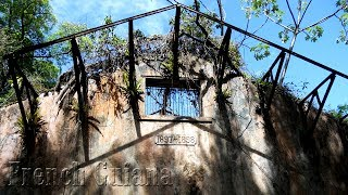 French Guiana was dubbed the Green Hell among the prisoners were serving his sentence here. The Îles du Salut (in English:...