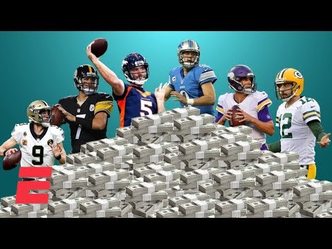 Why aren39t the NFL39s best QBs the best-paid QBs?