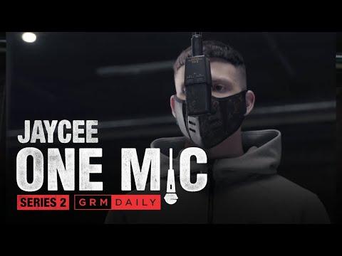 Jaycee – One Mic Freestyle | GRM Daily
