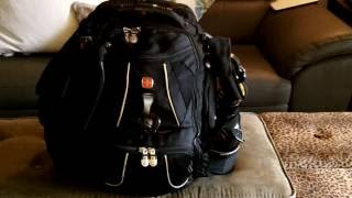 Here is an updated video showing my wife's bug-out bag and some of the changes and modifications I have made as of 9-5-16.