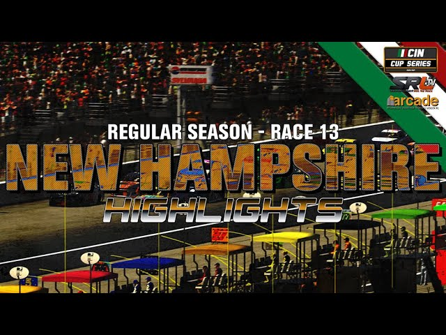 CIN CUP SERIES 2020 Gara 13 ARC Team New Hamsphire 151 Highlights