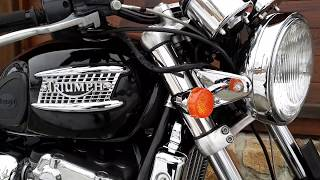 4. Triumph Thunderbird 900 , 1995 , after buy