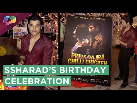 Ssharad Malhotra Celebrates His Birthday