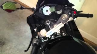 4. My 2009 Kawasaki ninja zx6r small review