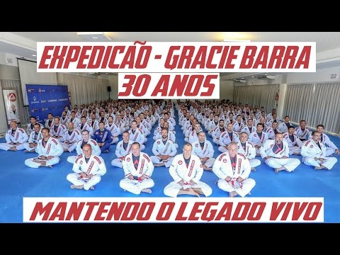 Expedição Gracie Barra - 30 ANOS