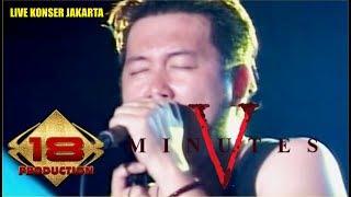 Five Minutes - Selamat Tinggal (Live Konser Jakarta 26 Maret 2016)