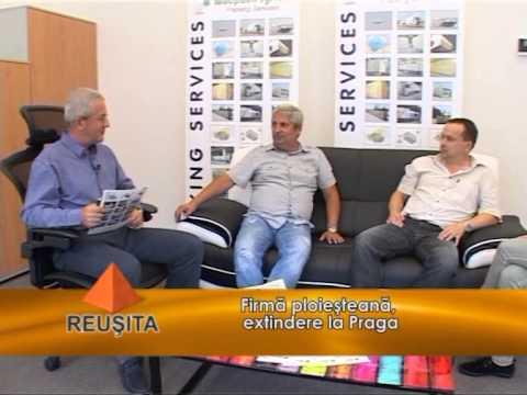 Emisiunea Reușita – Valentin Mălăescu– 20 septembrie 2014